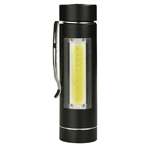 Vaycally Mini 1 Modos Linterna para deslumbramiento XPE Q5