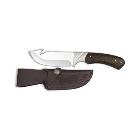 Cuchillo Desollador Caza Mango Stamina Hoja: 10.30cm Cuchillo para para caza, pesca, camping, outdoor, Supervivencia y bushcarft