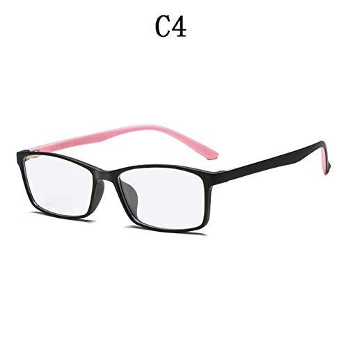 DJDLNK Anti-blauw licht blokkeerfilter vrouw computerbril mannen bril heldere glazen bril vrouw brilmontuur