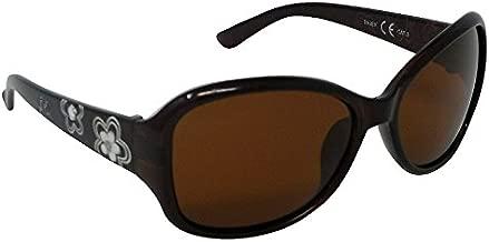 Daisy Mujer Gafas de sol polarizadas Marrón CAT-3UV400lentes