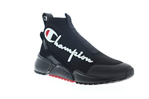 Champion Rf Mid Black/White 10.5 M