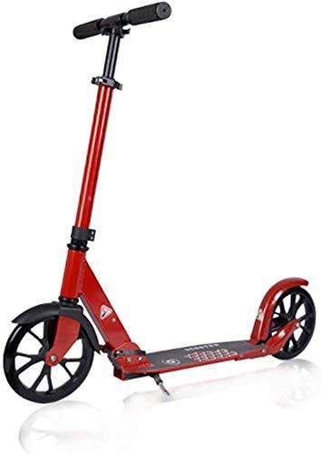 Scooter Patinete Patear Scooter Para Adolescentes Adultos, Aleación De Aluminio Scooter De...