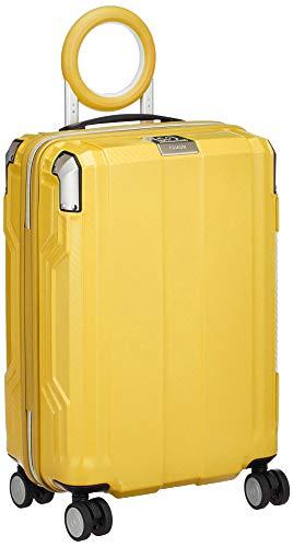 [レジェンドウォーカー] スーツケース 機内持ち込み可 保証付 35L 49 cm 3kg イエロー
