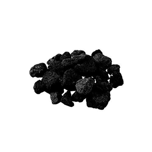 OrinocoDeco Lava Stein schwarz Nano 1kg