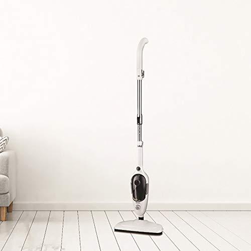 SATSAT Handheld Steam Floor Mop, FüR Fliesen, Teppiche, Teppichwaschanlage, Manueller Hochtemperatur-Haushaltsdampfmop, Steam Mop Floor Steamers, HöHenverstellbar
