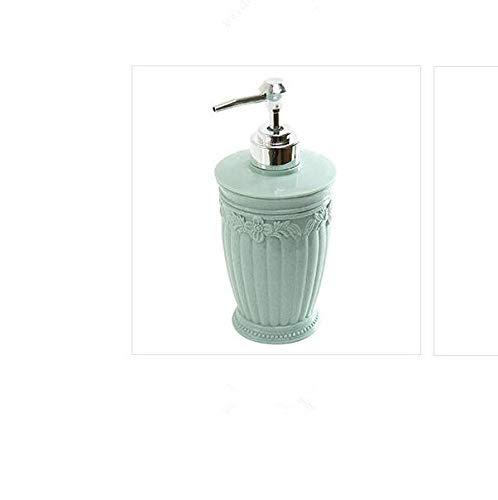 400 ML Drücken Geschnitzte Kunststoff Nachfüllbare Creme Lotionspender Flaschen Behälter für Kosmetische Shampoo Flüssigseife Duschgel