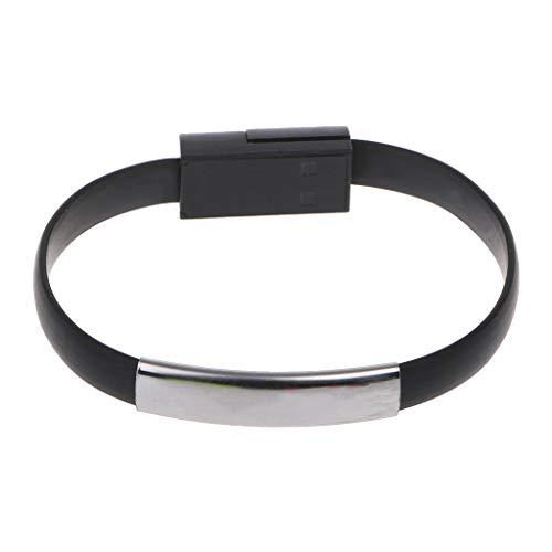 JENOR Tipo C Cable compatible para Xiaomi Samsung Huawei Letv Teléfono Pulsera Tipo C Cable Cable de sincronización de Datos Cable Cable Cable Cargador