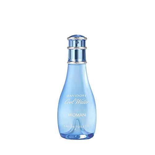 DAVIDOFF Cool Water Woman Eau de Toilette 50ml Perfume for Her