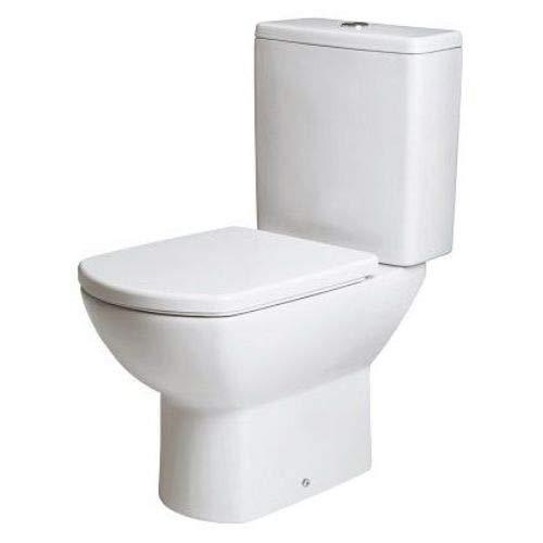 Gala Smart Smart–WC pour réservoir bas sortie verticale Blanc