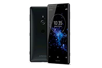 Sony Xperia XZ2 H8276 64GB Unlocked GSM 4G LTE Phone w/ 19MP Camera & Gorilla Glass 5 - Liquid Black