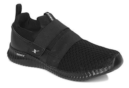 Sparx Men Black Running Shoes-7 UK (SM406BKBG007)
