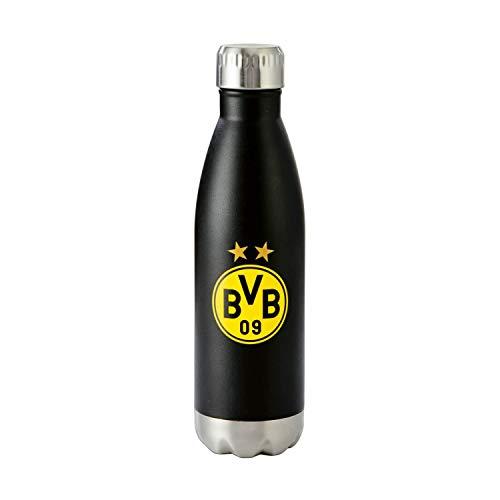 Borussia Dortmund Isolierflasche,Thermoflasche, Flasche BVB 09 (L)