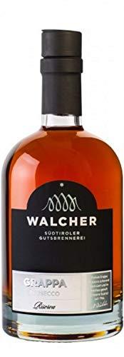 Grappa Prosecco Riserva 40% 50 cl. - Brennerei Walcher