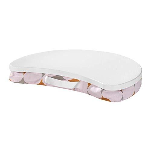 Ikea Byllan Laptop Support, Lap Desk - Majviken Multicolor, White