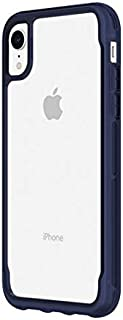 Griffin Survivor Cover For Iphone Xr, Clear And Blue- Gip- 002- Cir