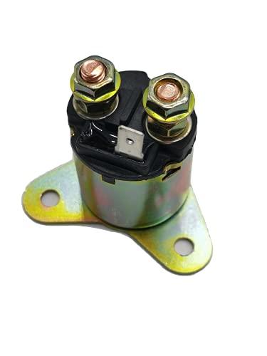 shiosheng Starter Motor Solenoid Relay for Honda GX390 GX340 GX240 GX270 8HP 9HP 11HP 13HP 188F 190F Engine EC5500 EC6500 Generator