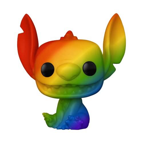 Funko 56582 POP Disney Pride- Stitch (RNBW)