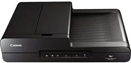 $269 » Canon imageFORMULA DR-F120 Sheetfed/Flatbed Scanner - 600 dpi Optical - 24-bit Color - 8-bit Grayscale - USB (159102) (Ren...