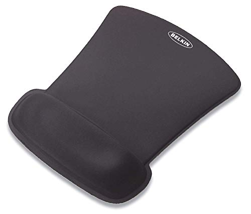 Belkin F8E262-BLK WAVEREST Gel Mouse PAD (Black)