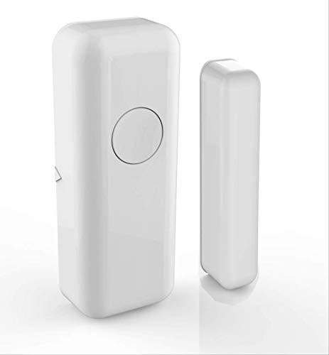 Alarmanlage Einbruchschutz 433 MHz Wireless Türsensor Tür/Fenster Magnetsensor Für Video Tür Telefon/WLAN Türklingel/GSM Alarm Usw.
