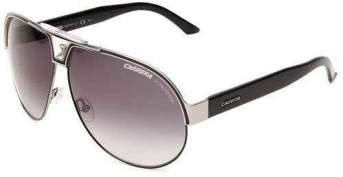 Carrera Gordon 2/S, Gris (Marco negro Ruthen / lente gris degradado), Talla única