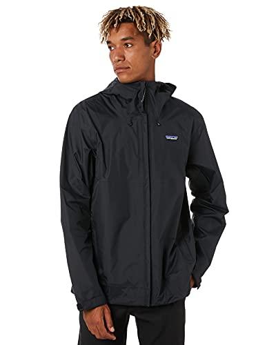 Patagonia Herren M's Torrentshell 3l JKT Jacket, Black, L