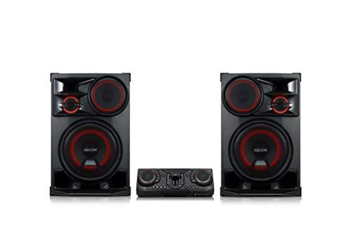 LG XBOOM MINI SYSTEM CL98 PRETO