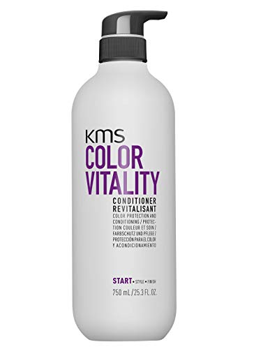 KMS California Colorvitality Conditioner, 1er Pack (1 x 750 ml)