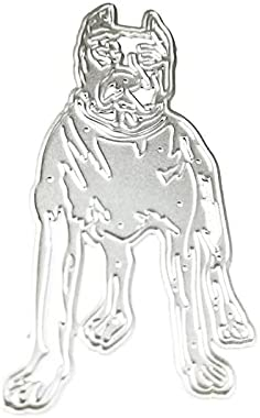 Dog Max 47% Minneapolis Mall OFF Horse Metal Cutting Dies Album Scrapbooking Stencil DIY Stam