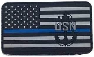 U.S. Navy Flag Blue Line