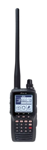 Yaesu FTA550L Handheld VHF Transceiver w/Li-Ion Battery. Buy it now for 295.00