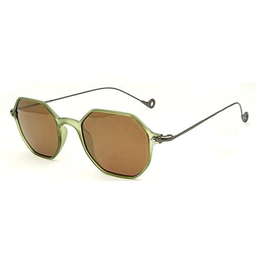 Gafas De Sol Para Mujeres Tamaño medio Verde