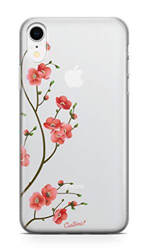 Capa Poliuretano, CUSTOMIC, Iphone X/XS, Capa Protetora para Celular, Transparente