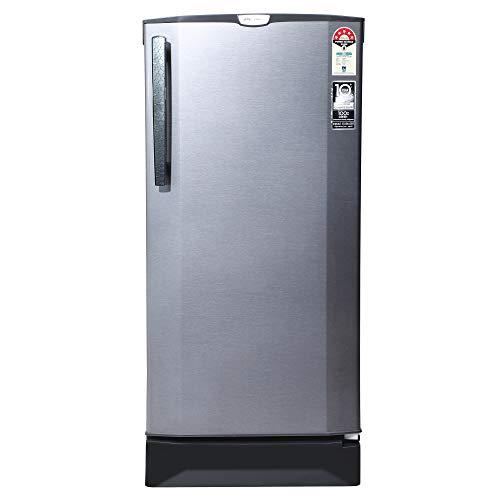 Godrej 190 L 5 Star Inverter Direct-Cool Single Door Refrigerator with Jumbo Vegetable Tray (RD 1905...