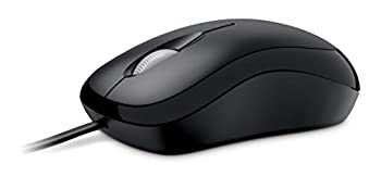 Microsoft Basic Optical Mouse - Black  P58-00061