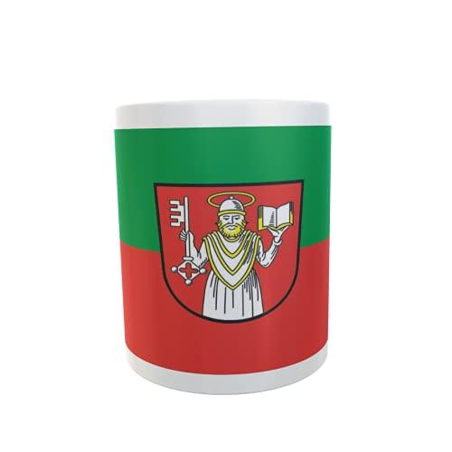 U24 Tasse Kaffeebecher Mug Cup Flagge Bremervörde