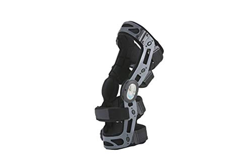 United Ortho 300652-01 NōVel ACL Functional Knee Support Brace, Left Leg, x Small