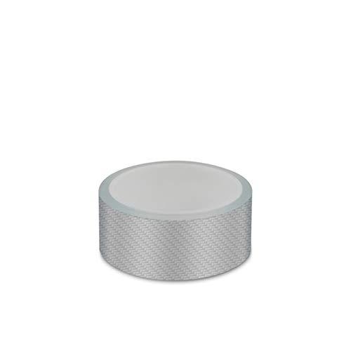 LYSHUI Car Anti-Collision Strip Carbon Fiber car Bumper Scratchproof Car Threshold Film Door Edge Rim Protective Car Sticker,for Kia K9