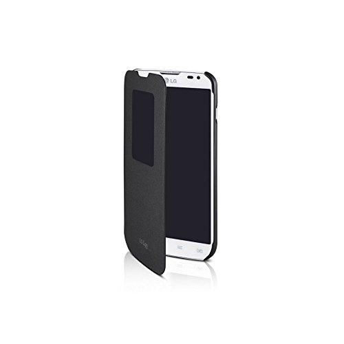 LG L90 Quick Window Flip Cover schwarz