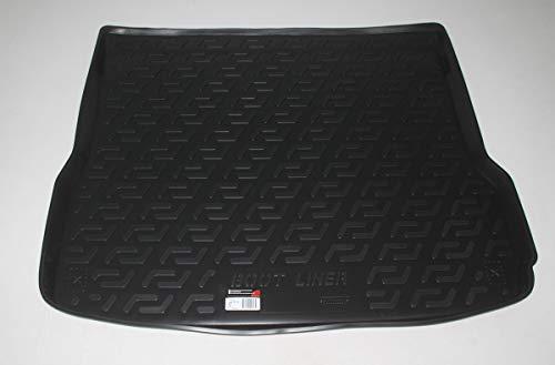 SIXTOL Auto Kofferraumschutz für die Audi Q5 Maßgeschneiderte antirutsch Kofferraumwanne für den sicheren Transport von Einkauf, Gepäck und Haustier