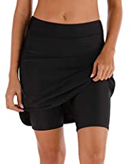 80% Nylon / 20% Spandex Sun protection,blocks harmful sun rays SPF/UPF 50+ protection Quick-drying & Moisture-wicking material for a comfortable wear High waist design,the most controlling and slenderizing tummy control bottom Capris ,safe to wear sk...