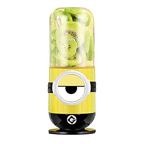 ASKLKD Mezclador de Frutas eléctricas Juicer de Frutas doméstico Pequeña máquina de batido automático automático portátil