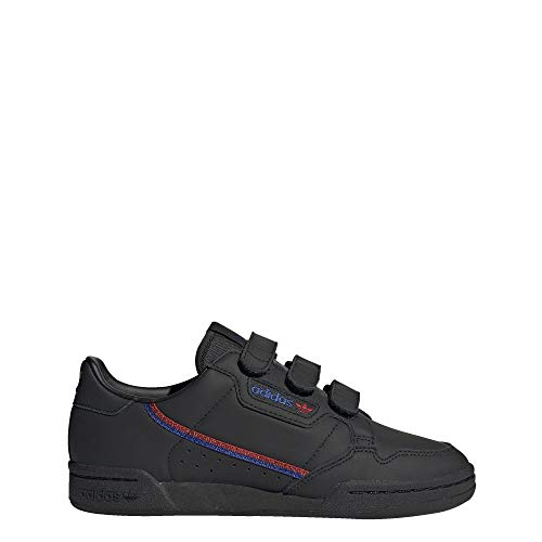 adidas Continental 80 Shoes Women's, Black, Size 8