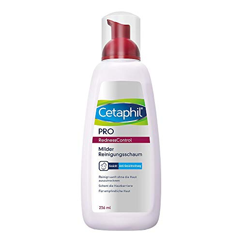 CETAPHIL Redness Control milder Reinigungsschaum 236 ml