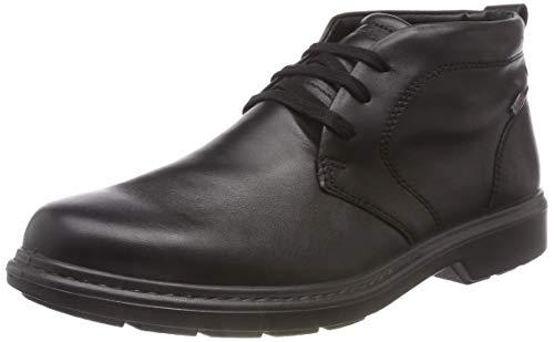 ARA Jan 1124403, Stivali Desert Boots Uomo, Nero (Black 41), 40 EU