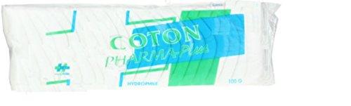 Coton hydrophile 100g PharmaPlus
