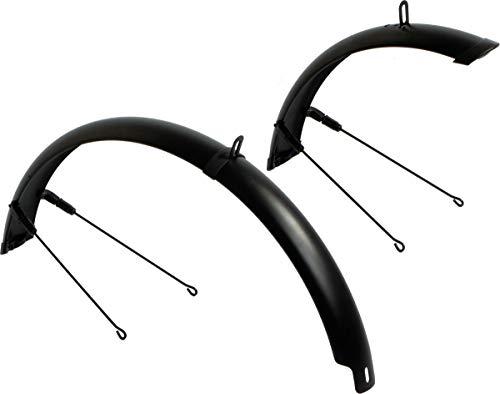 Puky Schutzblech Set für 20'' LS Pro Kinder Fahrrad schwarz