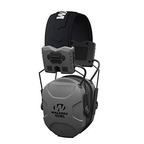 WALKER'S XCEL Digital GWP-XSEM-BT Electronic Muff Voice Clarity, Bluetooth