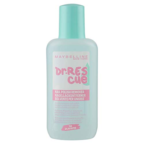 Maybelline New York Quitaesmalte Dr.Rescue 001 de 125ml de Maybelline New York