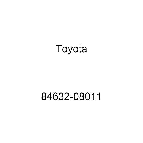 Toyota 84632-08011 Interruptor de control de crucero